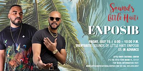 Sounds of Little Haiti Enposib tickets