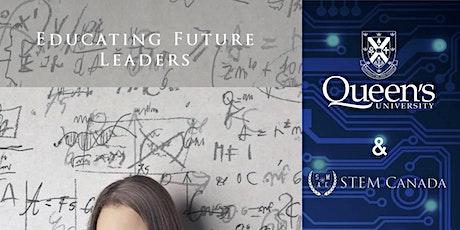 STEM Canada x Queen's University Math Pathways tickets