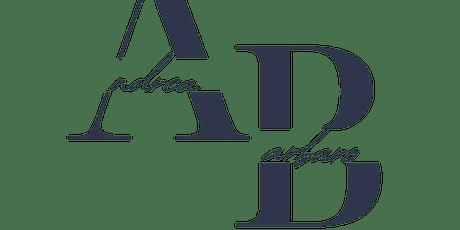 Webinar: Da 0 a Newsletter tickets