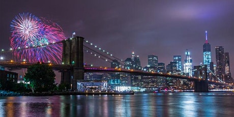 JULY 4th LATE NIGHT PARTY CRUISE NEW YORK CITY tickets