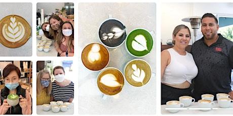 Latte Art Class in Jiaren Cafe tickets