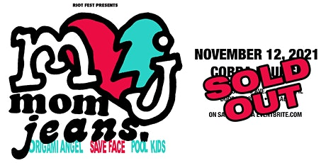 Mom Jeans tickets