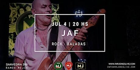 JAF tickets