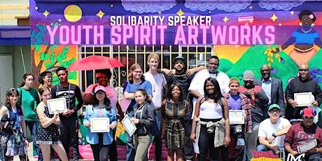Solidarity Speaker: Youth Spirit Artworks tickets