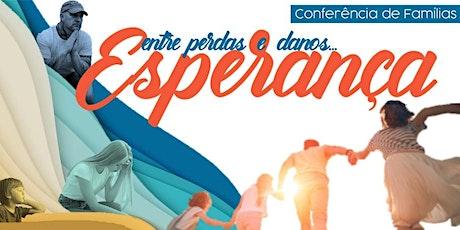 Conferência de Famílias 2021 - Manhã ingressos