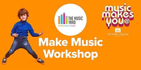 Make Music Workshop tickets