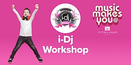 i-dj Workshop tickets
