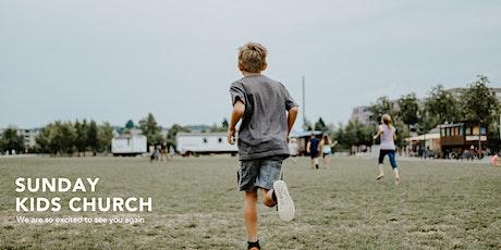 YAC Sunday Kids Church tickets