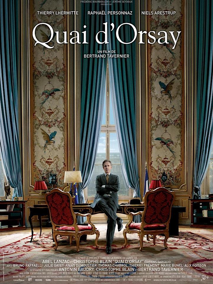 Imagen de Crónicas Diplomáticas / Cine Francés