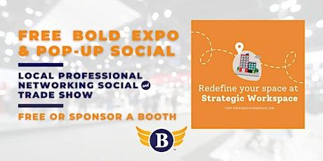 Bold Expo - Pop-Up Social - Wichita tickets