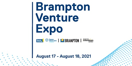 Brampton Venture Expo tickets