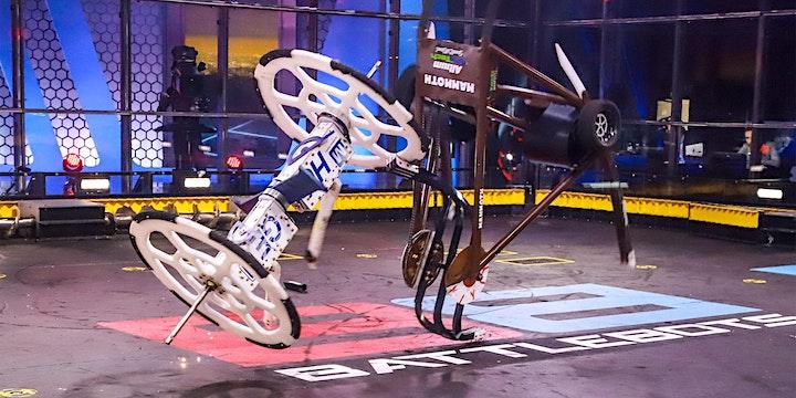 BATTLEBOTS 2021 World Championship - LIVE Robot Combat! LIMITED Tickets! image