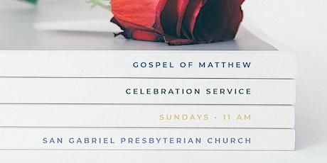 SGPC Celebration Service tickets