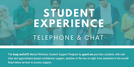 Keep.meSAFE OCAD U Student Orientation 3 tickets