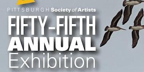 Pittsburgh Society of Artists Ekphrastic Poetry Night tickets