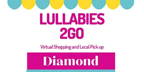 VIP Diamond  $20 Virtual Shoppers 21 tickets