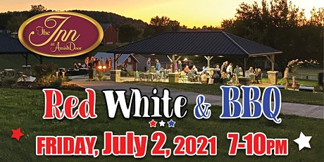 Red, White and BBQ tickets