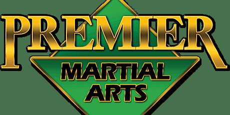 Decatur Premier Martial Arts graduation tickets