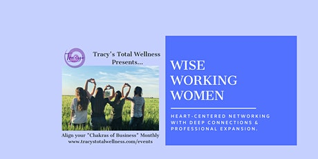 Wise Working Women Amplified: Networking Virtual Day Retreat tickets