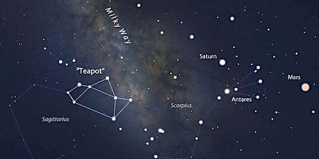 Virtual Stargazing - Sagittarius (the Galactic Center) tickets