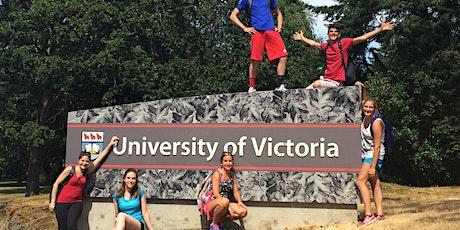 Estudia inglés en la Universidad de Victoria entradas