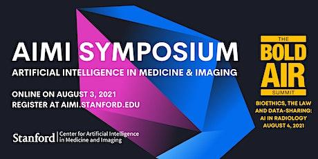 2021 Stanford AIMI Symposium + BOLD-AIR Summit tickets