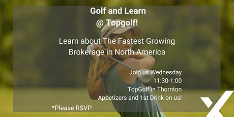 Golf and Learn Topgolf tickets