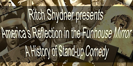 Ritch Shydner - A History of Stand-Up Comedy tickets