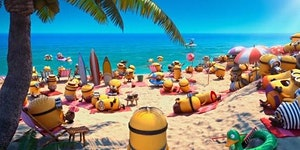 Minion Madness - On Vacation