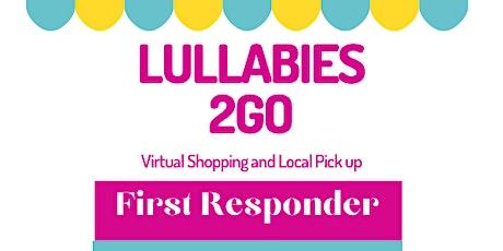 First Responders Virtual Presale 21 tickets