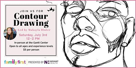 Family First: Contour Drawing tickets