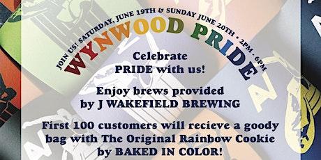 Aviator Nation Wynwood Pride shopping event tickets