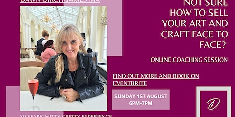 Difficulty in getting sales face to face? Discover the secrets up close tickets