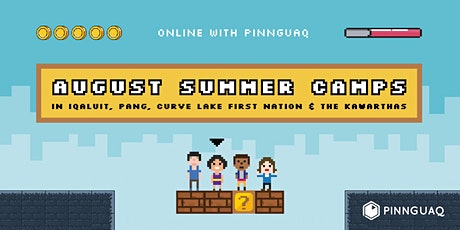 Game Makers: Intro to Game Design | Summer Camp tickets