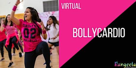 Virtual BollyCardio Workshop with Monika tickets