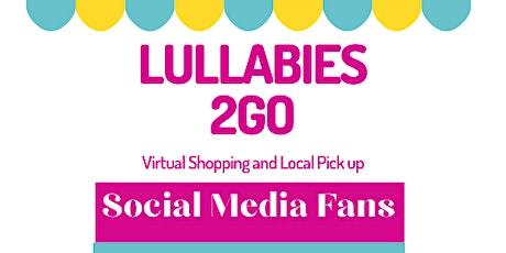 Social Media Fans Virtual Presale 21 tickets