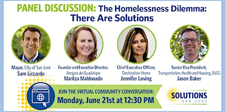 The Homelessness Dilemma: There Are Solutions tickets