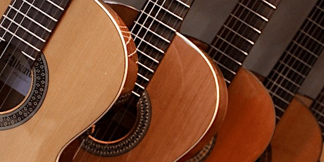 Guitars in the Garden, players from Bristol Classical Guitar Society tickets