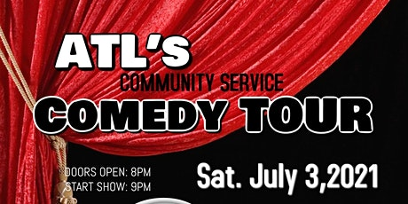 ATL's Community Service Comedy Tour tickets