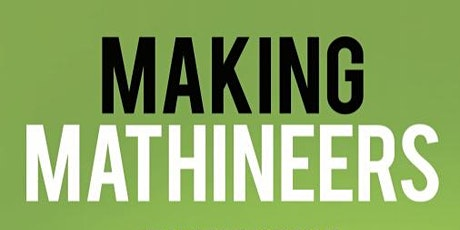 Book Launch Party = Making Mathineers! tickets