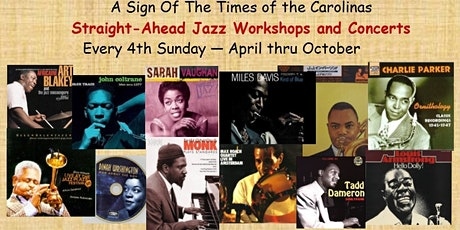 A Sign Of The Times 4th Sundays - Straight Ahead Jazz Series (Apr to Oct) tickets