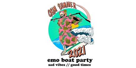 GRIM SUMMER BOAT PARTY 2021 tickets