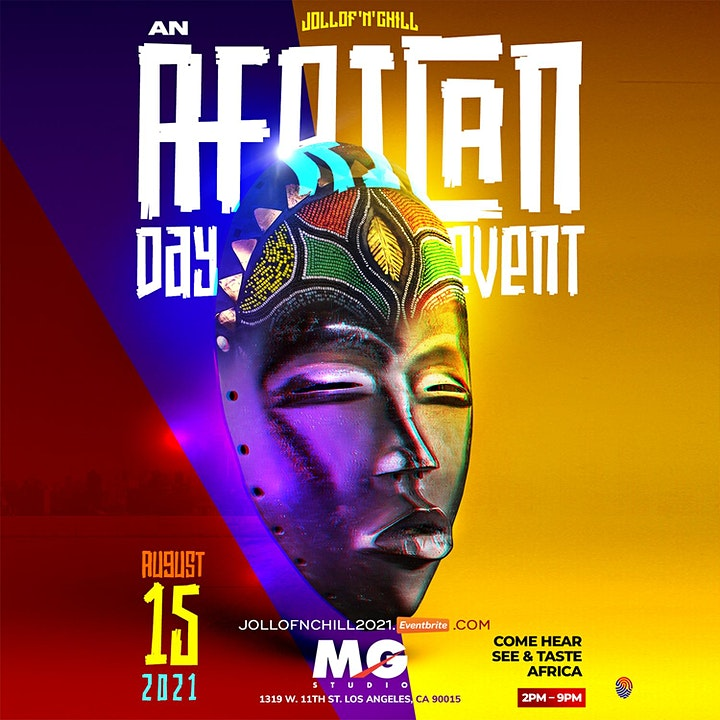 An African Day Event image