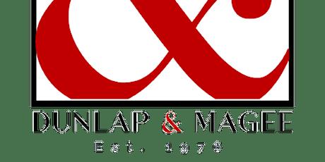 Dunlap & Magee Career Fair tickets