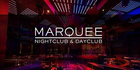 MARQUEE NIGHTCLUB tickets