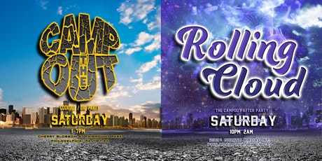 THE CAMPOUT x  ROLLING (C)LOUD tickets