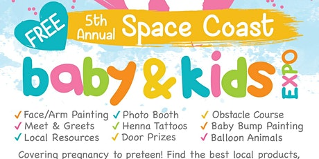 Space Coast Baby & Kids Expo presented by Berri Patch Preschool tickets