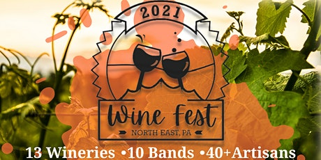 North East WineFest tickets