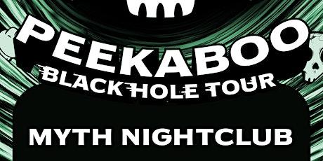 Peekaboo: Jacksonville Black Hole Tour tickets