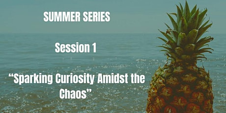 Guided Creative Writing Workshop #1 - Sparking Curiosity Amidst the Chaos tickets